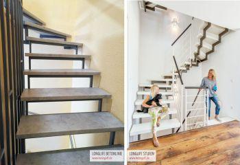 Treppen: Tipptopp saniert