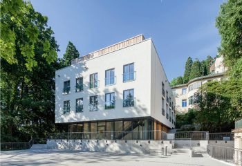 Erster Holz-Klinikbau in Deutschland