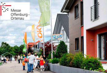 Offenburg Fertighaus-Ausstellung