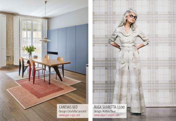 Frische Farben für Textilien