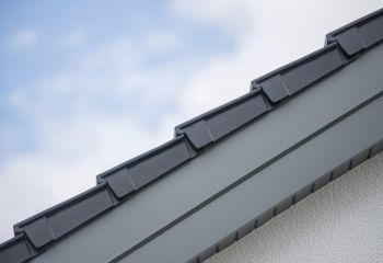 Der perfekte Abschluss fürs Dach