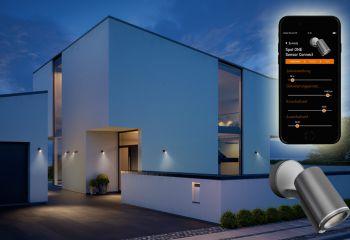STEINEL: LED-Spots per Bluetooth verletzbar